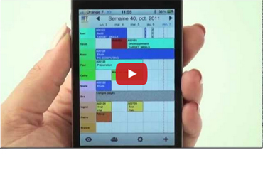 PlanningPME Mobile - Anwendung f�r Smartphones und Tablets